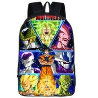 Inimigo mochila dia Dragon ball embalar Tudo o Mochileiro bolsa escola estrela dos desenhos animados Qualidade de impressão mochila desporto mochila mochila ao ar livre
