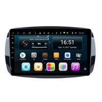 Android 9 pouces 8-core pour Mercedes Benz smart fortwo C453 A453 W453 voiture lecteur multimédia radio WIFI Bluetooth GPS navigation Wifi tête unité