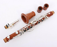 Ny Buffet Crampon Clarinet Professionell nivå Modell Klarinet Rosewood BB Key Clarinet B Flat Case 2 fat 17 Nycklar
