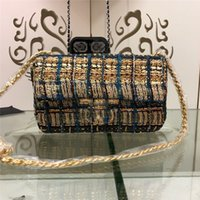 2019 New Women Chain Bag Delicate Girls Shouldr bag for Fash...
