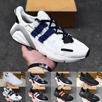 Hots Lxcon 600 Running Shoes Kanye West Sapatilha GORE-TEX Para sneakers Homens Mulheres Branco Laranja verde fluorescente Grey Formadores Outdoor Sports