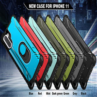 2in1 Hybrid PC TPU Armor Case for iPhone 5 5S SE Heavy Duty ...