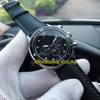Preiswerte Qualitäts-Fifty Fathoms 50 Fathoms Bathyscaphe Flyback 5200-1110-B52A Schwarz Dial Automatik Herren-Uhr-PVD-Stahl-Gehäuse Luxusuhren