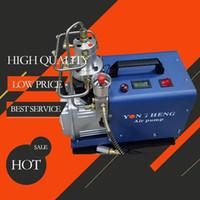 30 MPa Hochdruck-Luftpumpe Elektrische PCP Kompressor 220V 300bar 4500PSI Tauchen