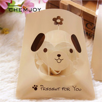 Thank You Gift Bags Dog Party Favor Bag Cookie Candy Treat S...