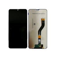 Piezas Pantalla LCD digitalizador para Samsung Galaxy A10S A107 6.2 pulgadas de pantalla No Frame Reemplazo Negro