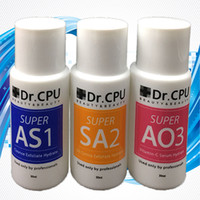 AS1 + SA2 + AO3 아쿠아 필링 솔루션 30ml / 병 히드라 Dermabrasion 페이스 클린 페이셜 클렌징 여드름 수출액 CE