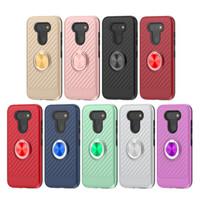 Для Samsung Galaxy A21 A11 A01 Для Aristo 5 Plus K51 Stylo 6 360 Поворотное кольцо автомобиля-держатель мобильного телефона крышки случая D1
