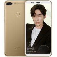 "Оригинал Lenovo K5 Примечание 4G LTE мобильный телефон 3GB RAM 32GB ROM Snapdragon 450 окта Ядро 6,0"" Full Screen 16MP Fingerprint ID Смарт сотовый телефон"