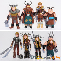 Movie Action Figures How To Train Your Dragon 2 PVC Action F...