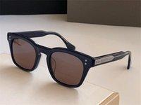 Sonnenbrille Männer polarisieren übergroßen Spiegel Driving Sonnenbrillen Männer Frauen Marken-Designer-Retro Vintage Fahrerbrille 120