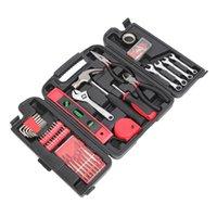 Tool Husky Set 136pcs Lot Professionnel Clé Socket Set Tool de réparation de voiture Tool Ratchet Torque Torque Torque Combo Tools Kit de réparation automatique
