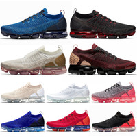 Nike Air Vapormax 2.0 2019 Chaussures De Course CNY Olympique HOT PUNCH Dusty Cactus NRG Équipe Rouge Laser Orange Hommes Femmes Athletic Spots Sneakers 36-45