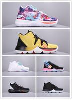 أزياء رجالي كيري 5 مفاهيم التلفزيون pe 3 حذاء كرة السلة حذاء الرجال مصمم ستار الأحذية chaussures الذكور الرياضة في الهواء الطلق أحذية رياضية
