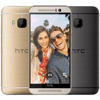 تم تجديده HTC ONE الأصلية M9 الولايات المتحدة مقفلة الاتحاد الأوروبي 5.0 بوصة الثماني الأساسية 3GB RAM 32GB ROM 20MP 4G LTE مقفلة الهاتف الخليوي الجوال DHL الشحن 5pcs