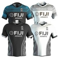 2020 FIDJI LOIN Rugby Maillots Ligue nationale de rugby chemise chemises union jersey de rugby-5XL