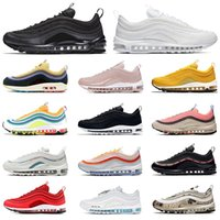 97 nike air max 97 airmax OG running schuhe herren damen tennis South Beach Weiß Japan Gym Rot Segel Rosa Bright Citron Gelb Versandkostenfrei ab 45