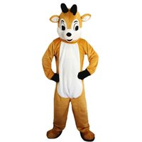 2018 New high quality Christmas Elk Mascot costumes for adul...