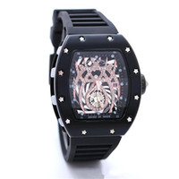Fashion Watch dial inlaid drill Mens Quartz Watches Luxury S...