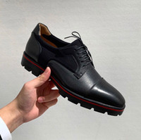 Mariage élégant Gentleman, Robe, Red Party Bas Mika Sky Derby Flat Mocassins en cuir véritable Doublé Lug Sole luxe Moccasin