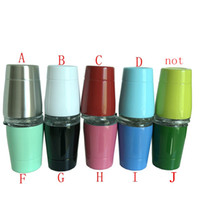 9oz kids tumbler stainless steel kids sippy cup vacuum Insul...