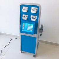 LipForeduction Physiothérapie Criolipolisis Minceur Machine Mochoufle FAT Équipement de congélation avec 4 PLAD CRYO Poignées TRAVAILLER EN PLUS QUE