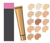 Disponibile!!! Fondazione Make Up Cover 14 colori Primer DC Correttore Base Professionale per il trucco del viso Base per il trucco della palette dropshipping