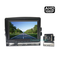 "7"" IPS HD Car Rear View Monitor + AHD 1080P 8LED IP69K ..."