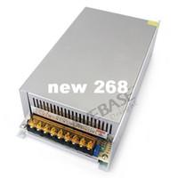 Freeshipping SAVEBASE 100-120 V AC-DC 600 Watt 48 V 12,5 A Schaltnetzteil Für CNC Nema 34 42 51 Schrittmotor