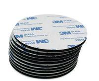 Univerola Montage Metallplatte mit Kleber für Magnethalter KFZ Halter Ersatzmetallplatte Kit Magnet Handy stehen