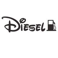 GİL depo kapağı göstergesi dizel sadece arabanın yakıt kapağı çıkartma 12CM siyah / gümüş CA-3012