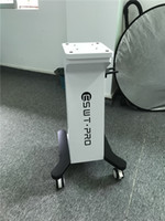 Tragbare Shock Wave Therapy Machine Trolley, Shock Wave Therapray Trolley Pneumatische akustische Schock Wave Therapy Machine Trolley
