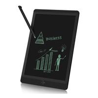 LCD الكتابة لوحي 10 بوصة الرقمية رسم الالكترونية الكتابة اليدوية الوسادة رسالة الرسومات مجلس الاطفال الكتابة هدايا مجلس الأطفال