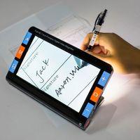 La nueva pantalla de 7 pulgadas táctil Full HD + enfoque automático de vídeo digital portátil lupa de Baja Visión lupa de lectura RS700X Plus