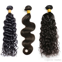 Natural Color Straight Deep Wave Loose Wave Body Wave Kinky ...