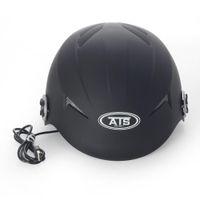 2019 heißen Verkauf ursprüngliche tragbarer Laser Nachwachsen der Haare Kappe hohe Qualität einfach mit hausgemachtem und Reise