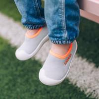 3 Pcs Mix bebê Atacado Outono Menina Menino Criança infantil Casual suave inferior antiderrapante malha respirável sapatos para Kid Criança Sneakers