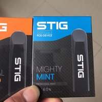 VGOD STIG Disposable Pod Device Kit 270mAh Battery 1. 2ml Car...