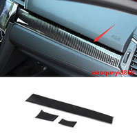 For Honda Civic 10th 2016- 2018 Carbon Fiber Dashboard Decora...