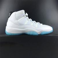 2019 Wiith box мужская баскетбольная обувь кроссовки 11s выпускной ночь легенда синий новый выпуск для мужчин спортивная обувь US7.5-13