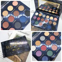 18Color Makeup Eyeshadow Palette Shimmer Matte Glitter EyeSh...