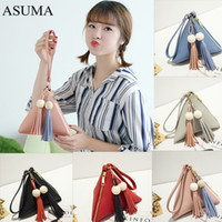 Mini Triangle Women Clutch Purse Hand Bag Wristlets Strap Sm...