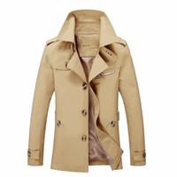 Мужская Зимняя куртка Мода Ветровка качества Военный Водонепроницаемый Мужчины пальто куртки марка одежды Army Casaco Тонкий Мужчина для