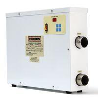 9KW 220V الرقمية بركة سباحة SPA الإستحمام ترموستات سخان المياه الكهربائية