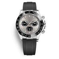 2021 Mécanique automatique Montre de luxe Montre 42mm Montre 42mm Mode Sports de haute qualité Sports de haute qualité Orologio di lusso montre-bracelet Sapphire Super Lumin U1 usine