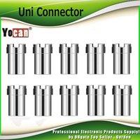 Original Yocan Uni Conector Magnético Adaptador Anillo Magnético Para UNI Vape Box Mod Batería 510 Cartuchos Atomizador 100% Auténtico