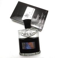 New Creed Aventus Fragancia de los hombres 120ml, calidad duradera, perfume para hombres Eau de Toilette Spray Fragancias para hombres 120 ml