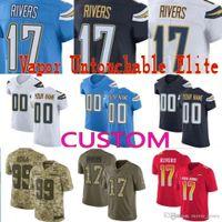 2019 Pro Bowl custom Men Youth women Los Angeles Philip Melvin Rivers Joey  Bosa Derwin James Gordon III Tomlinson chargers Camo jersey 770907563