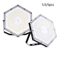 Luz industrial LED High Bay Light 100W Road Low Warehouse Lights