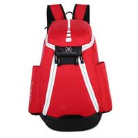 2020 Brand Design Homens mochila para a escola Saco adolescentes Meninos Laptop Bag Backbag Man Schoolbag Mochila Mochila EUA Elite Kevin Durant KD